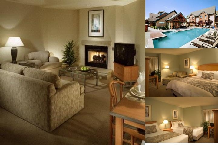 Hawthorn Suites by Wyndham Overland Park photo collage