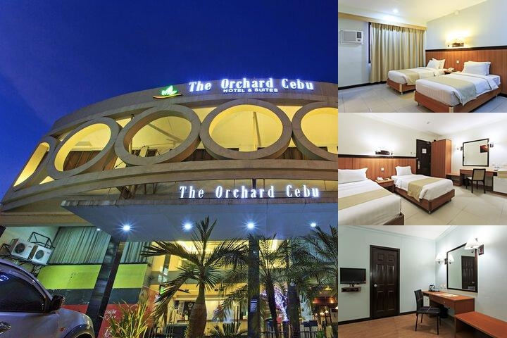 Orchard Cebu Hotel & Suites photo collage