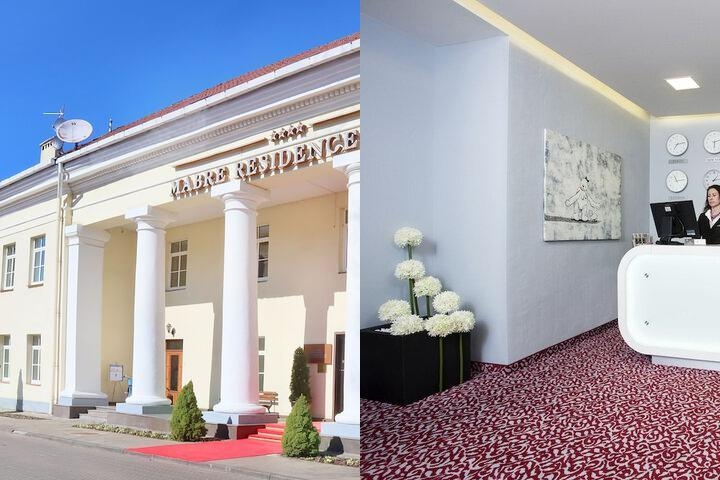 Mabre Residence Hotel photo collage