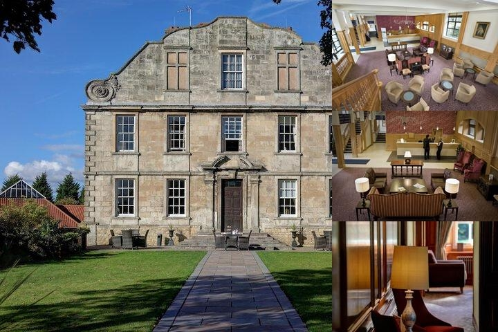 Hellaby Hall Hotel photo collage