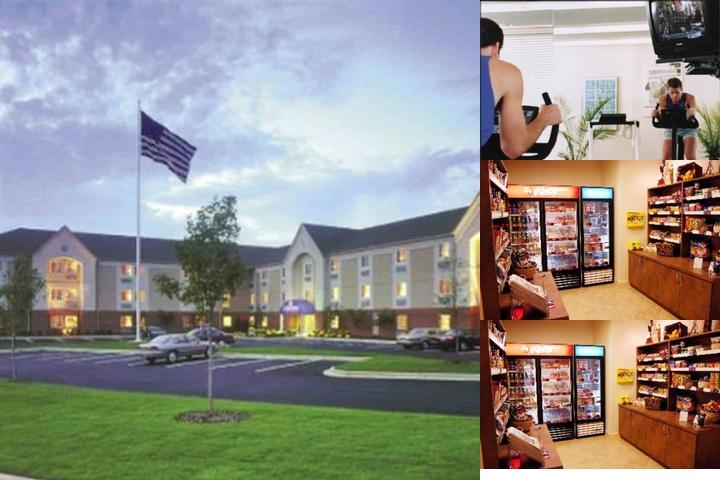Candlewood Suites Salt Lake City photo collage