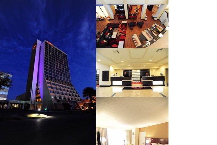 Mobile Marriott photo collage