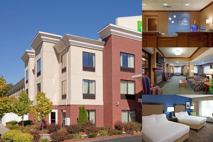 Holiday Inn Express Manchester Nh photo collage