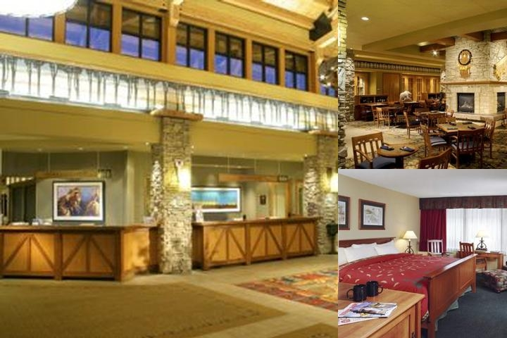 Sawridge Inn & Conference Center photo collage