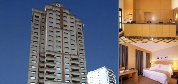 Tryp Sao Paulo Jesuino Arruda Hotel photo collage
