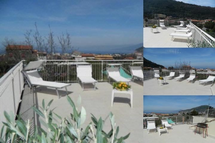 La Terrazza Casa Vacanze photo collage