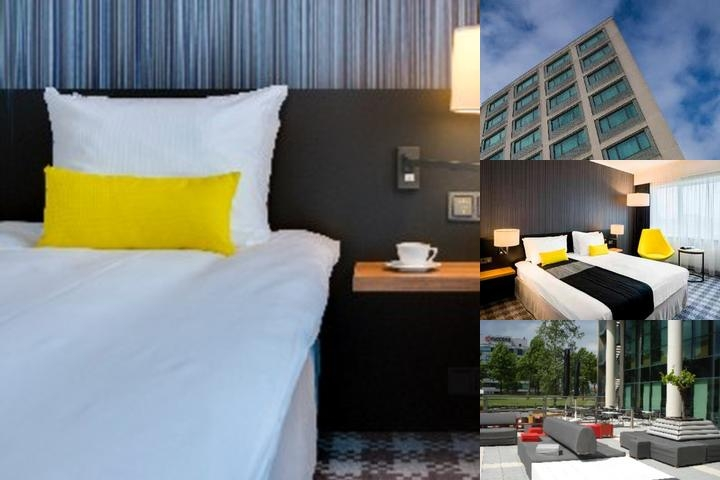Radisson Blu Hotel Amsterdam Airport Schiphol photo collage