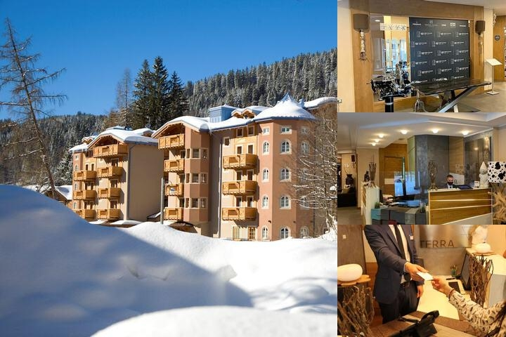 Hotel Chalet Del Brenta photo collage