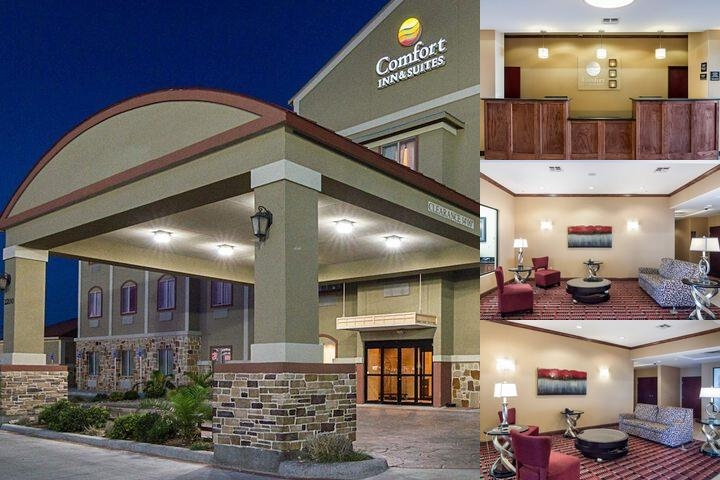 Comfort Inn & Suites Monahans photo collage