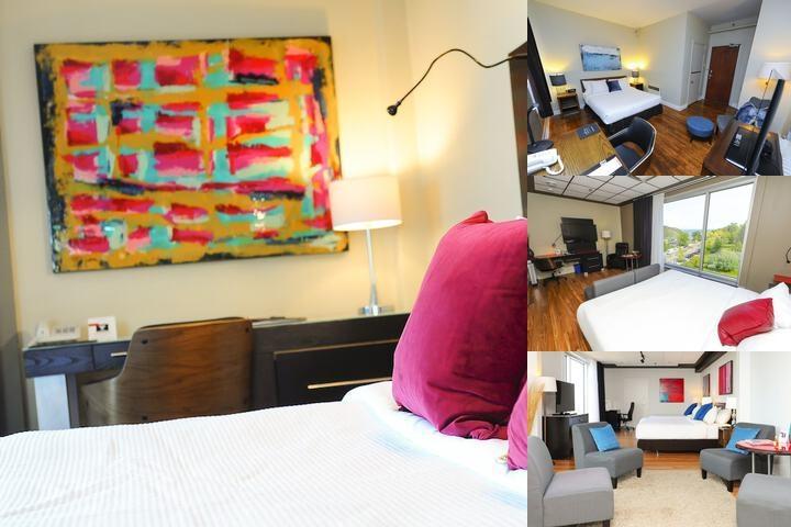 Hotel Chicoutimi Photo Collage
