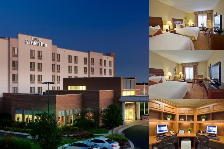 Hilton Garden Inn Lake Forest / Mettawa photo collage