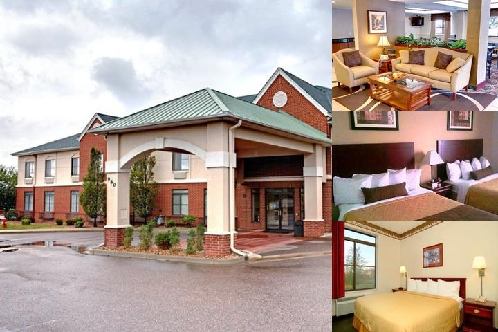 Best Western Plus Louisville Inn & Suites photo collage