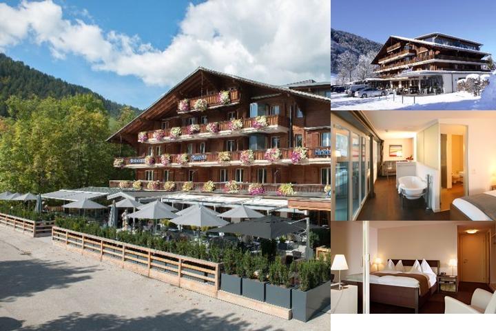 HOTEL ARC EN CIEL Gstaad Egglistrasse 24 3780