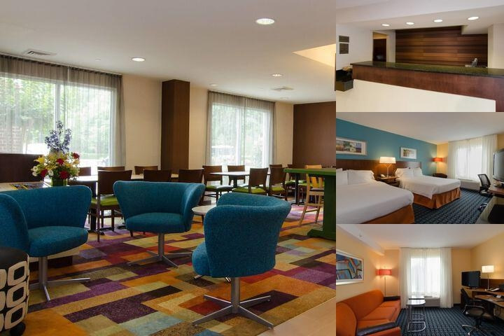 Fairfield Inn Hartsville photo collage