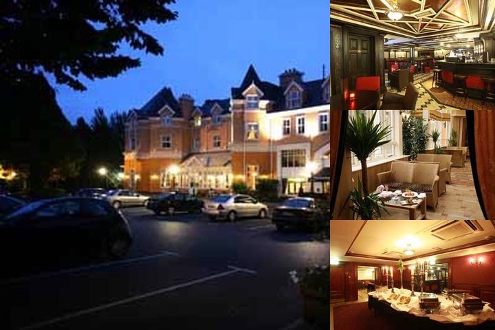 The Westwood Hotel photo collage