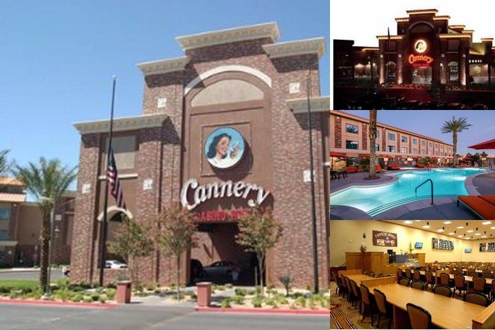 CANNERY CASINO HOTEL - Las Vegas NV 2121 E craig Rd  89030