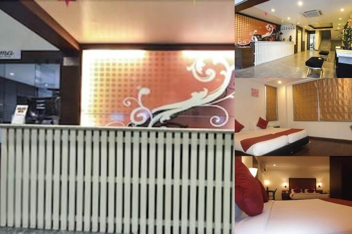 Hotel Kens photo collage