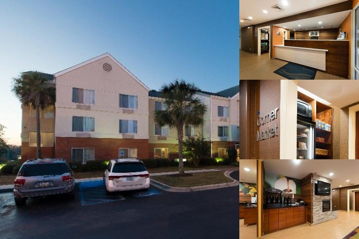 Fairfield Inn Orangeburg photo collage