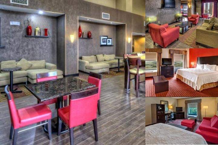 Hampton Inn & Suites Lebanon photo collage