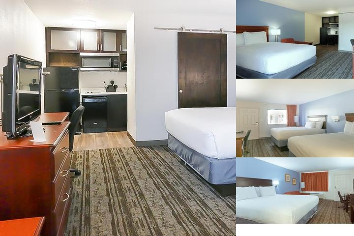 Howard Johnson Express Inn & Suites photo collage