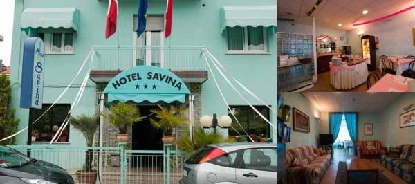 Hotel Savina photo collage