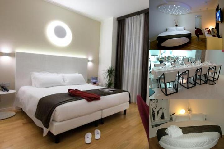 Hotel Coppe photo collage