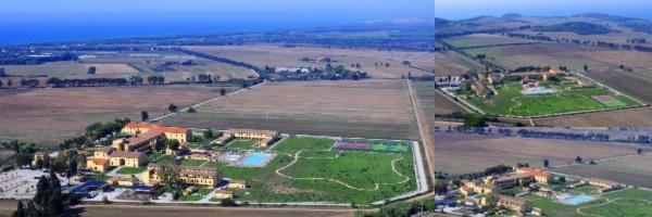 Poggio All'agnello Country & Beach Residential Res photo collage