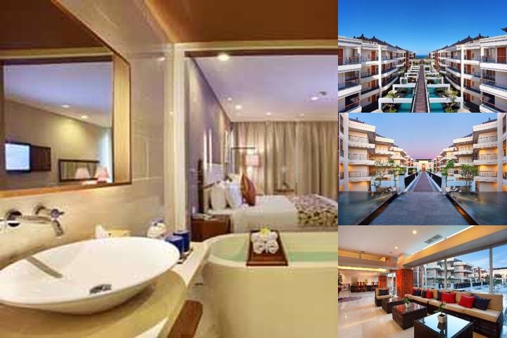Mulia Resort photo collage