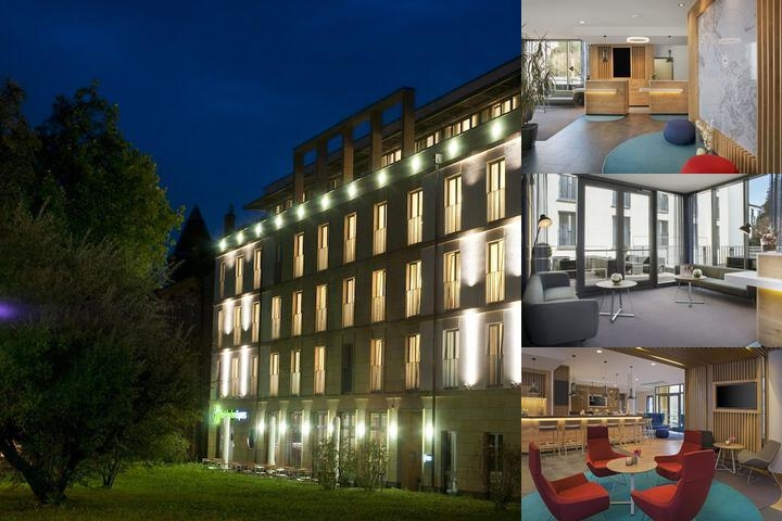 Holiday Inn Express Baden Baden photo collage