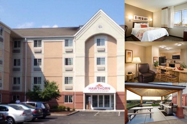 Hawthorn Suites by Wyndham Hartford Meriden photo collage