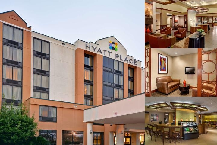 Hyatt Place Tucson Airport photo collage