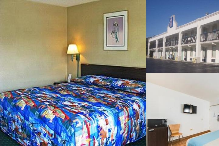 Motel 6 Kingston photo collage