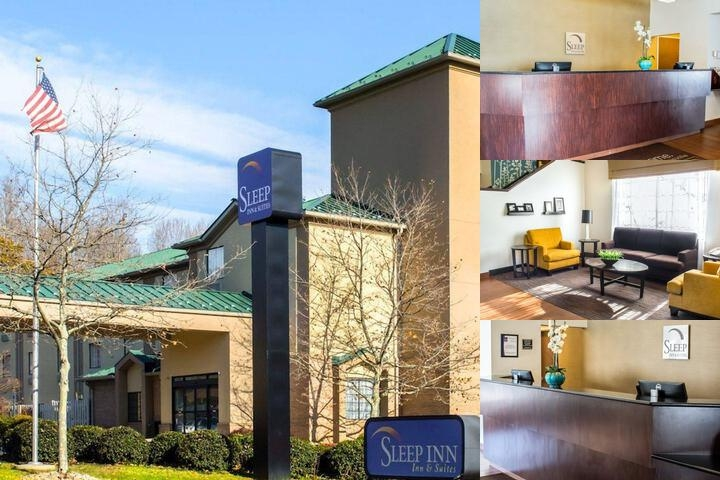 Sleep Inn & Suites Monticello photo collage