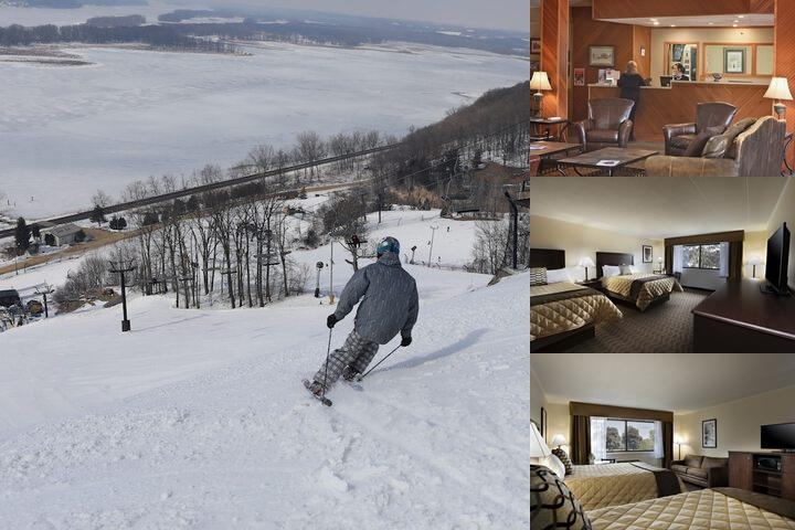 Chestnut Mountain Resort photo collage