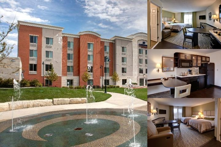 Candlewood Suites Manhattan photo collage