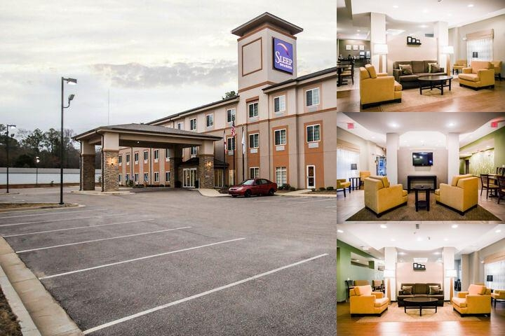 Sleep Inn Suites Photo Collage
