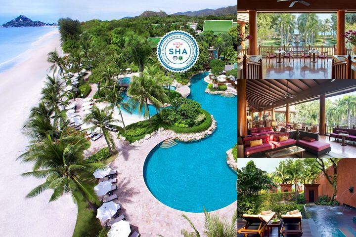 Hyatt Regency Hua Hin photo collage