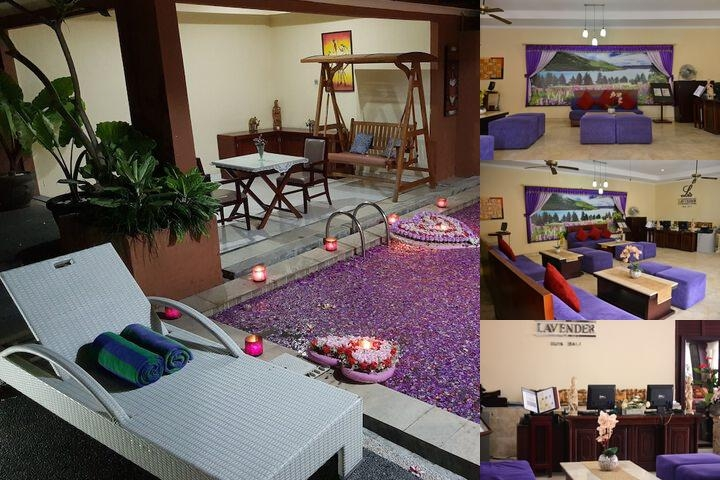 Lavender Luxury Resort & Spa photo collage