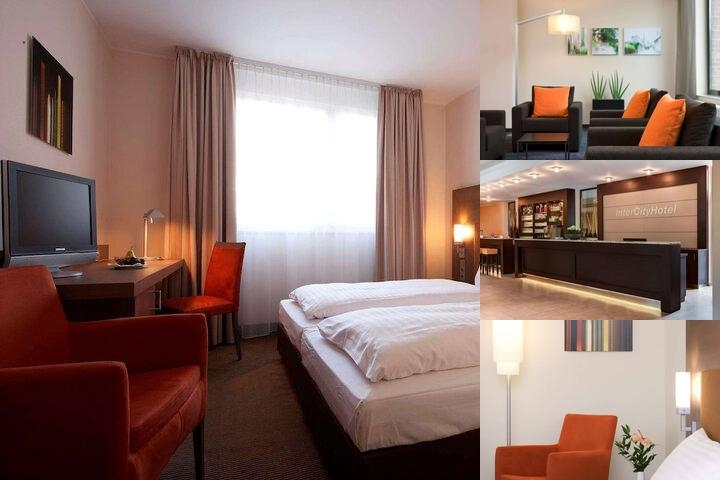 Intercityhotel Essen photo collage