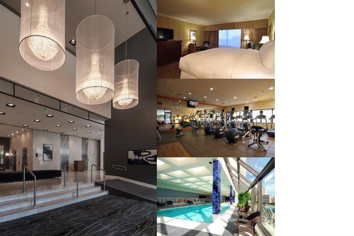 Hilton London Ontario photo collage