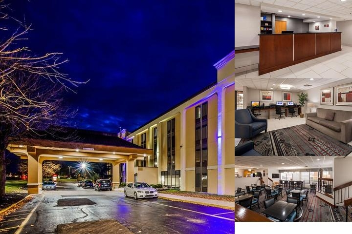 Best Western Plus Dayton South photo collage