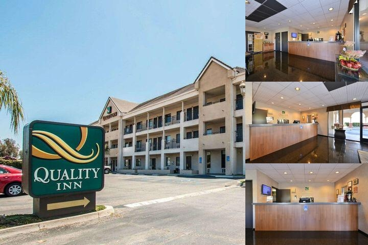 Quality Inn Temecula Wine Country photo collage
