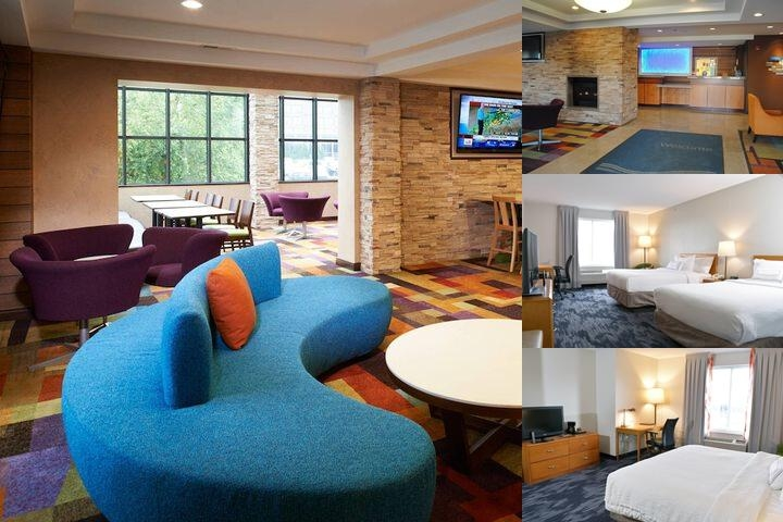 Fairfield Inn & Suites Indianapolis East photo collage