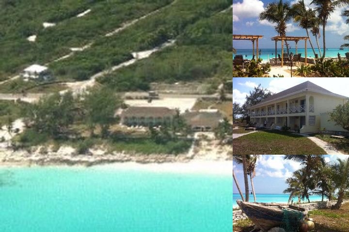 Exuma Palms Hotel photo collage