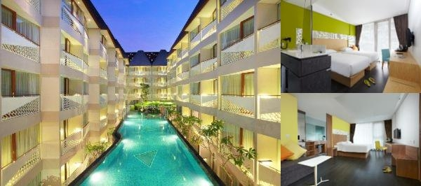 Ibis Styles Bali Kuta Circle photo collage
