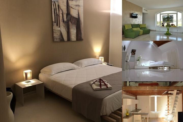 Hotel Residence Cave Del Sole Resort & Beauty photo collage