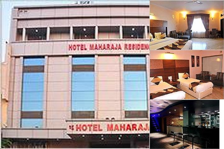 Hotel Maharaja Residency photo collage