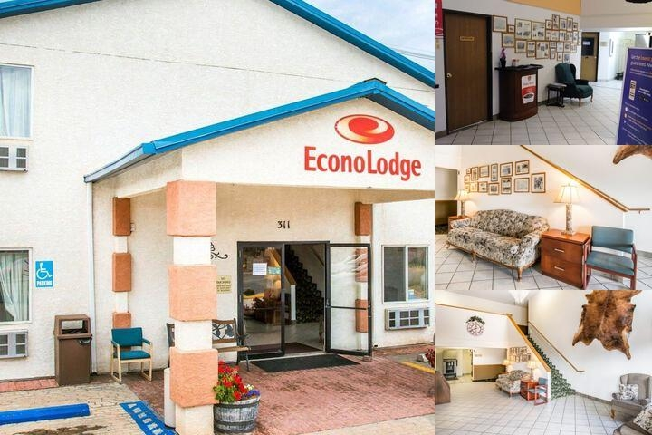 Canon City Econo Lodge photo collage