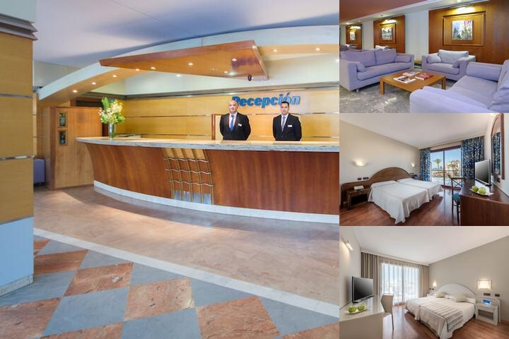 Vik Gran Hotel Costa Del Sol photo collage