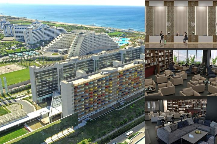 Kervansaray Lara Hotel All Inclusive photo collage